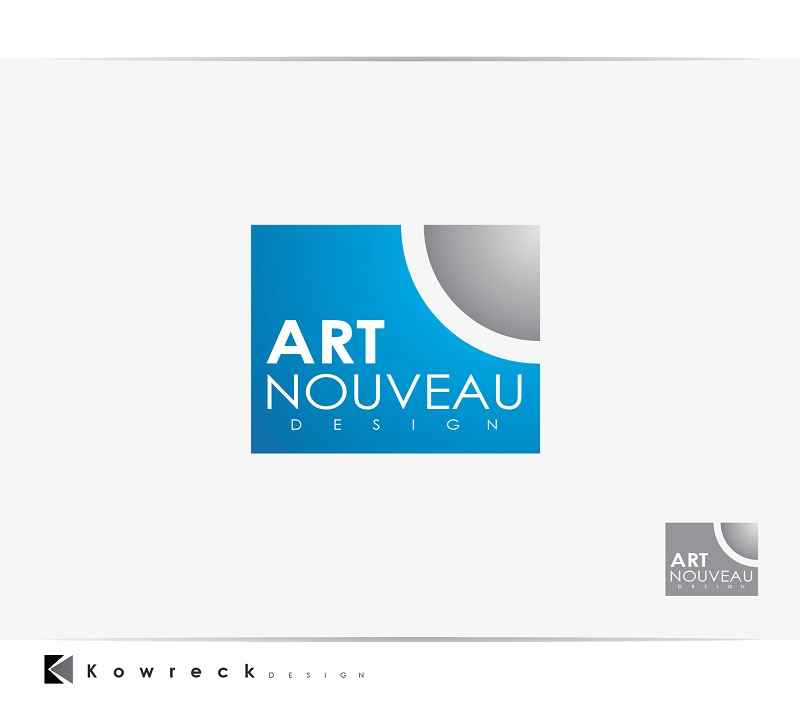 Logo Design by kowreck - Entry No. 59 in the Logo Design Contest Artistic Logo Design for Art Nouveau Design.