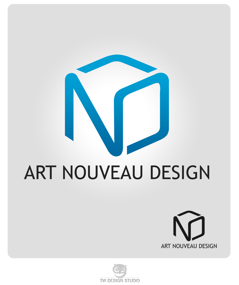 Logo Design by Private User - Entry No. 64 in the Logo Design Contest Artistic Logo Design for Art Nouveau Design.