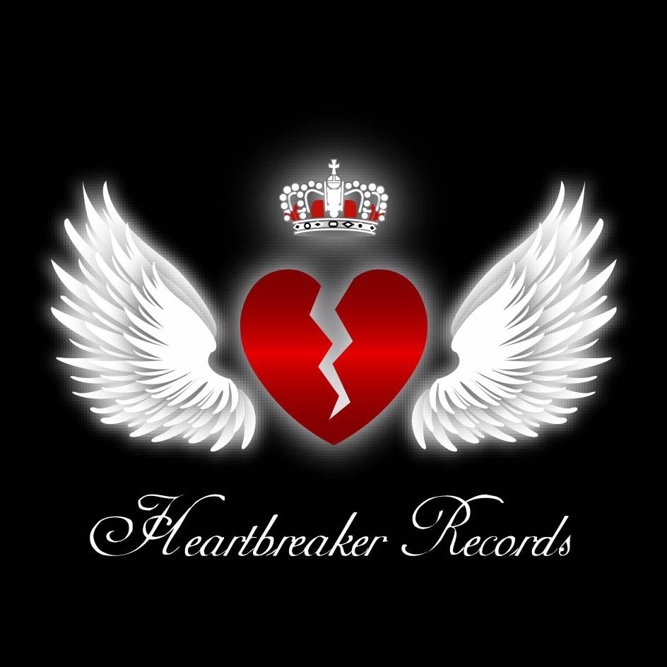 Logo Design by Zisis-Papalexiou - Entry No. 73 in the Logo Design Contest Heartbreaker Records.