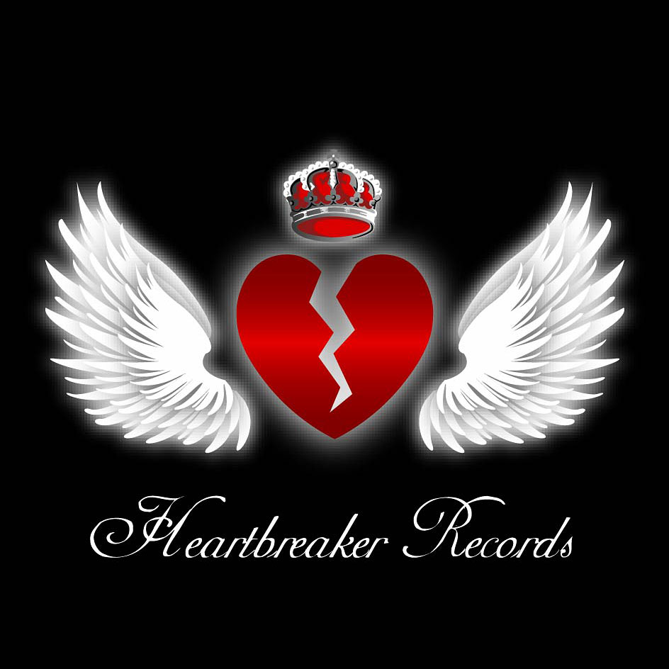 Logo Design by Zisis-Papalexiou - Entry No. 74 in the Logo Design Contest Heartbreaker Records.