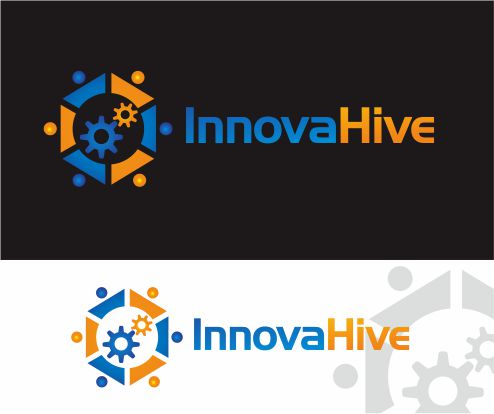 Logo Design by ronny - Entry No. 27 in the Logo Design Contest InnovaHive Logo Design.