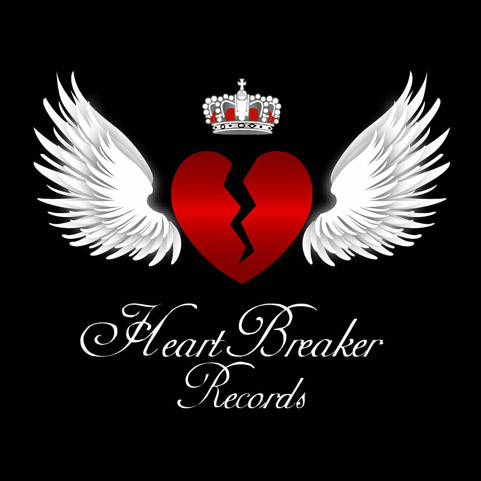 Logo Design by Zisis-Papalexiou - Entry No. 75 in the Logo Design Contest Heartbreaker Records.