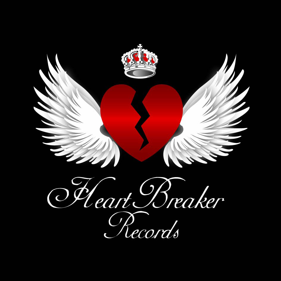 Logo Design by Zisis-Papalexiou - Entry No. 76 in the Logo Design Contest Heartbreaker Records.