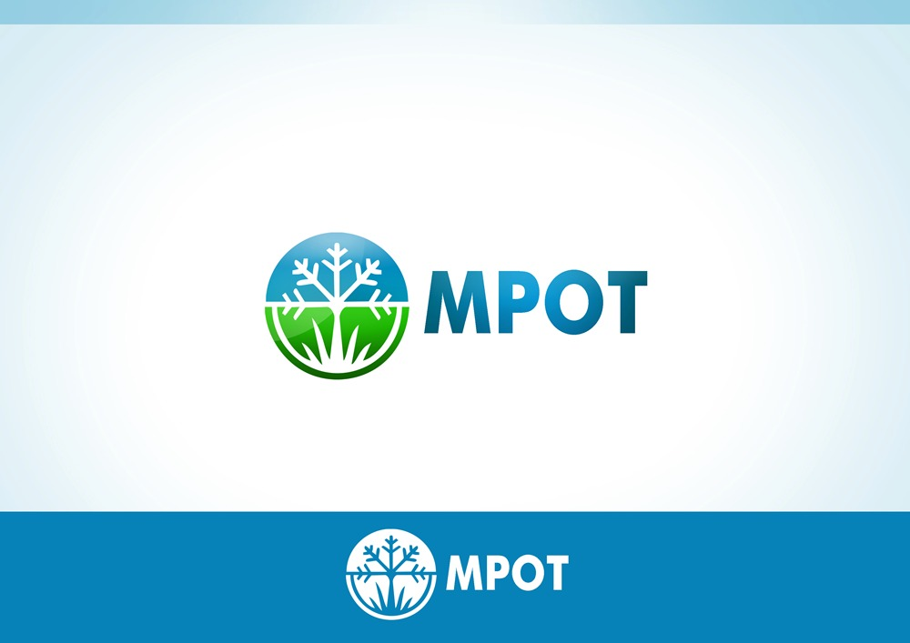 Logo Design by Respati Himawan - Entry No. 14 in the Logo Design Contest Mpot inc  Logo Design.