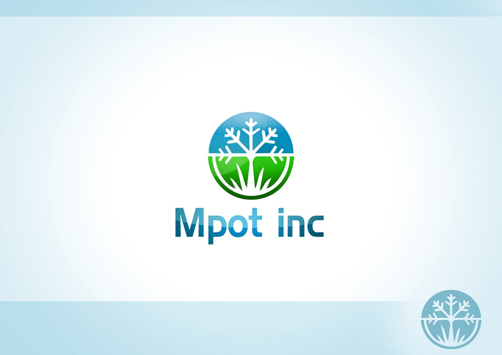 Logo Design by Respati Himawan - Entry No. 15 in the Logo Design Contest Mpot inc  Logo Design.