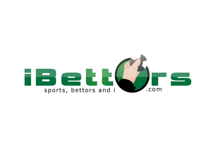 Logo Design by Jan Chua - Entry No. 30 in the Logo Design Contest Captivating Logo Design for iBettors.com.