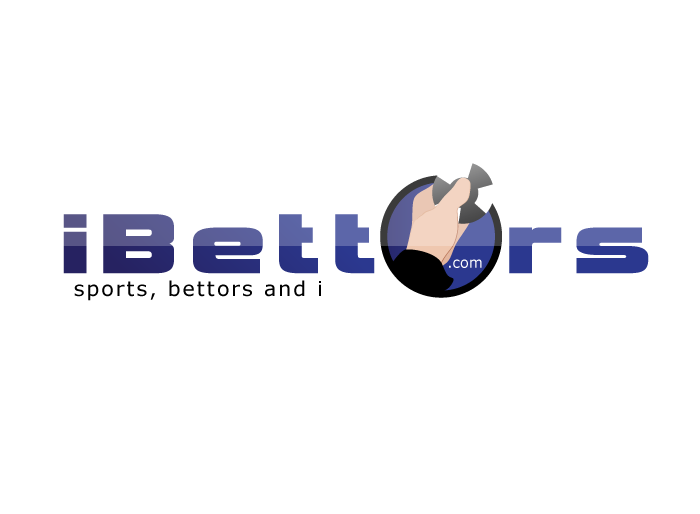 Logo Design by Jan Chua - Entry No. 31 in the Logo Design Contest Captivating Logo Design for iBettors.com.