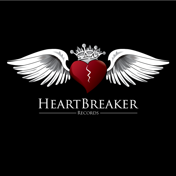 Logo Design by trabas - Entry No. 77 in the Logo Design Contest Heartbreaker Records.