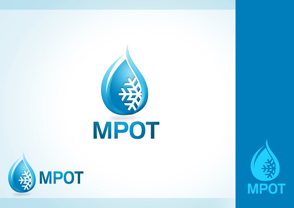 Logo Design by Respati Himawan - Entry No. 16 in the Logo Design Contest Mpot inc  Logo Design.