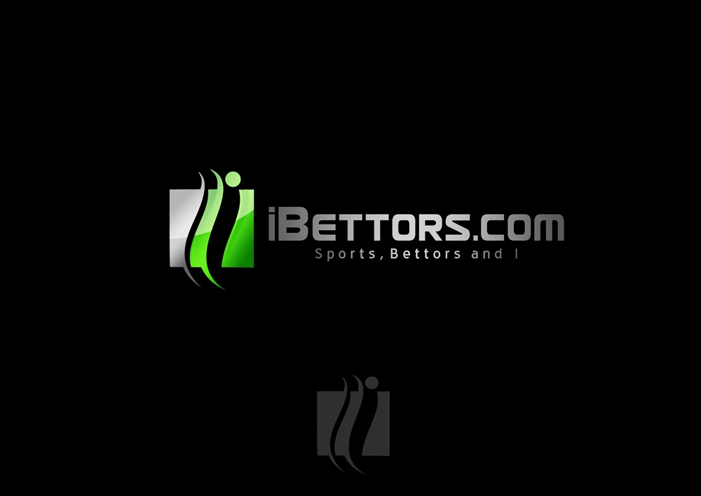 Logo Design by Respati Himawan - Entry No. 34 in the Logo Design Contest Captivating Logo Design for iBettors.com.