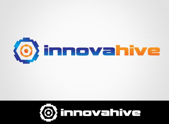 Logo Design by Jan Chua - Entry No. 35 in the Logo Design Contest InnovaHive Logo Design.