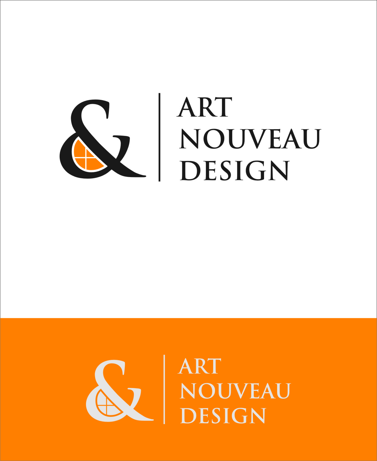 Logo Design by Ngepet_art - Entry No. 75 in the Logo Design Contest Artistic Logo Design for Art Nouveau Design.