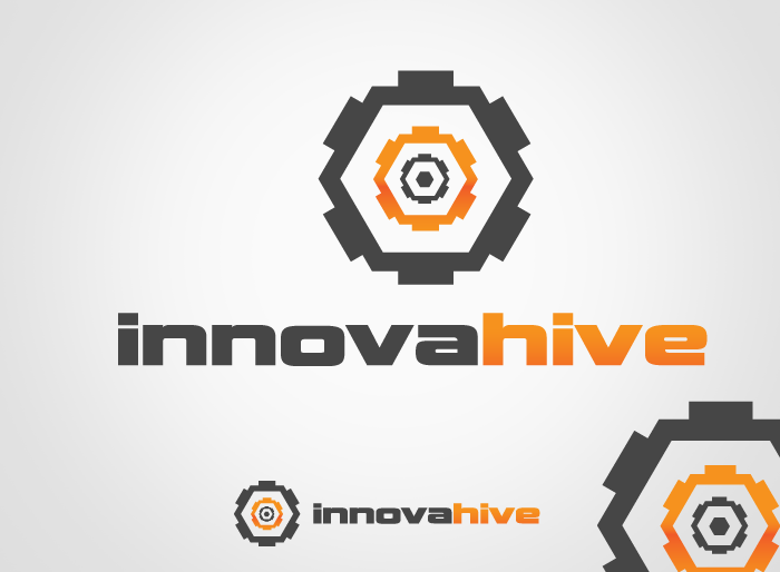 Logo Design by Jan Chua - Entry No. 37 in the Logo Design Contest InnovaHive Logo Design.