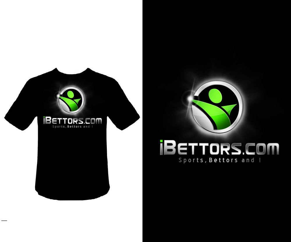 Logo Design by Respati Himawan - Entry No. 44 in the Logo Design Contest Captivating Logo Design for iBettors.com.
