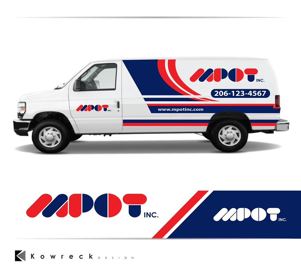 Logo Design by kowreck - Entry No. 17 in the Logo Design Contest Mpot inc  Logo Design.