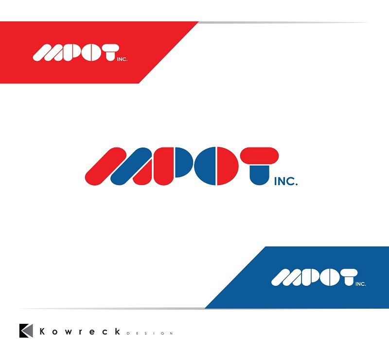 Logo Design by kowreck - Entry No. 18 in the Logo Design Contest Mpot inc  Logo Design.