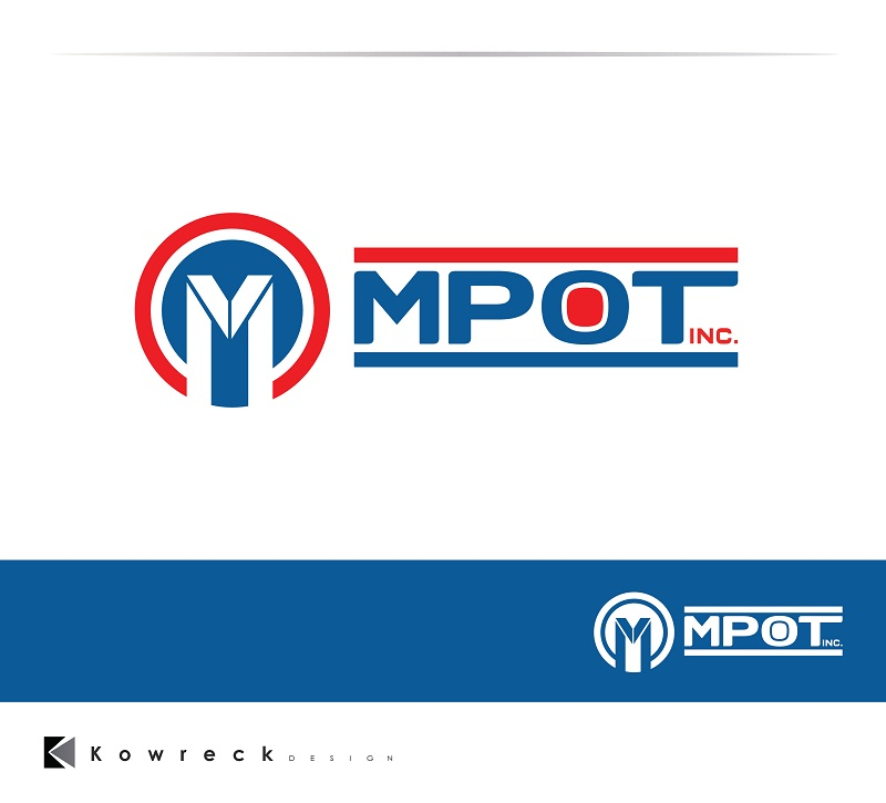 Logo Design by kowreck - Entry No. 19 in the Logo Design Contest Mpot inc  Logo Design.