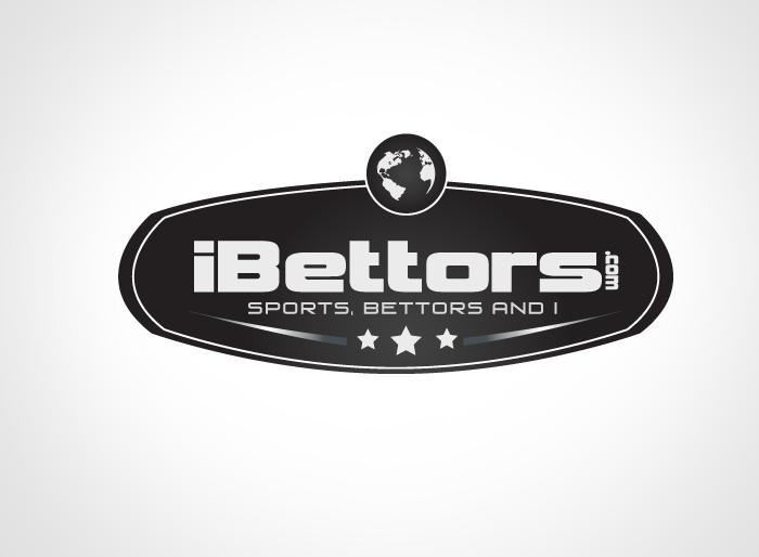 Logo Design by Jan Chua - Entry No. 45 in the Logo Design Contest Captivating Logo Design for iBettors.com.