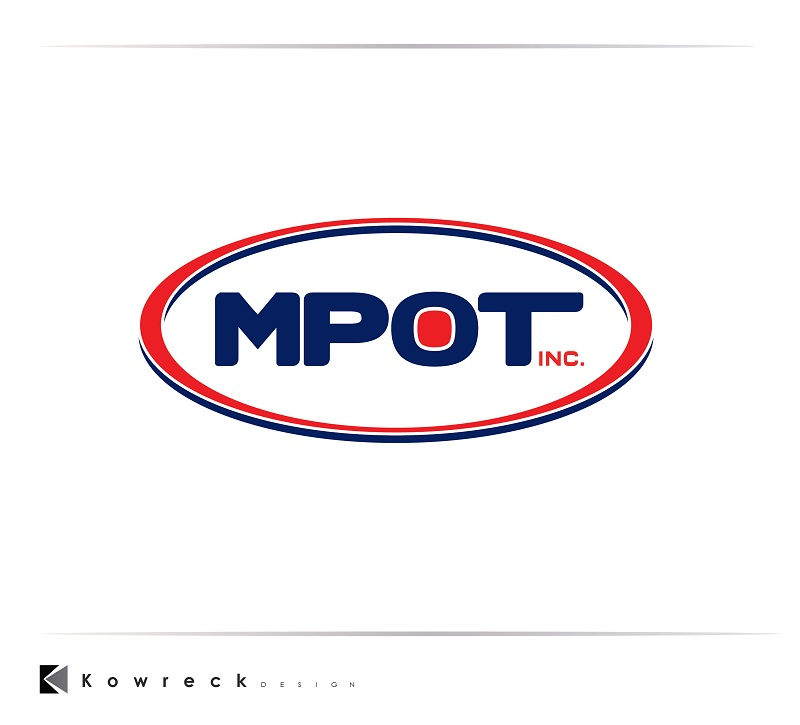 Logo Design by kowreck - Entry No. 21 in the Logo Design Contest Mpot inc  Logo Design.