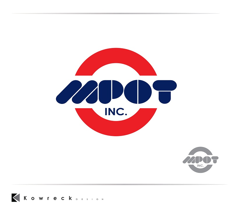 Logo Design by kowreck - Entry No. 22 in the Logo Design Contest Mpot inc  Logo Design.