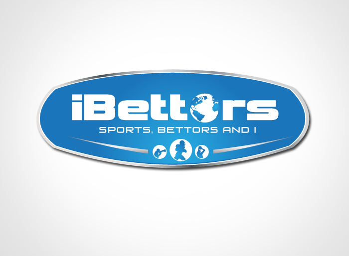 Logo Design by Jan Chua - Entry No. 46 in the Logo Design Contest Captivating Logo Design for iBettors.com.