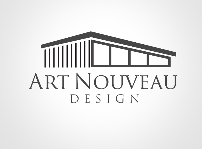 Logo Design by Jan Chua - Entry No. 85 in the Logo Design Contest Artistic Logo Design for Art Nouveau Design.