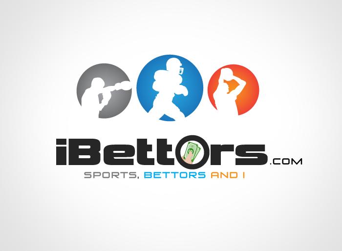Logo Design by Jan Chua - Entry No. 59 in the Logo Design Contest Captivating Logo Design for iBettors.com.