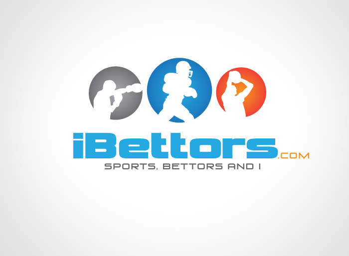 Logo Design by Jan Chua - Entry No. 60 in the Logo Design Contest Captivating Logo Design for iBettors.com.