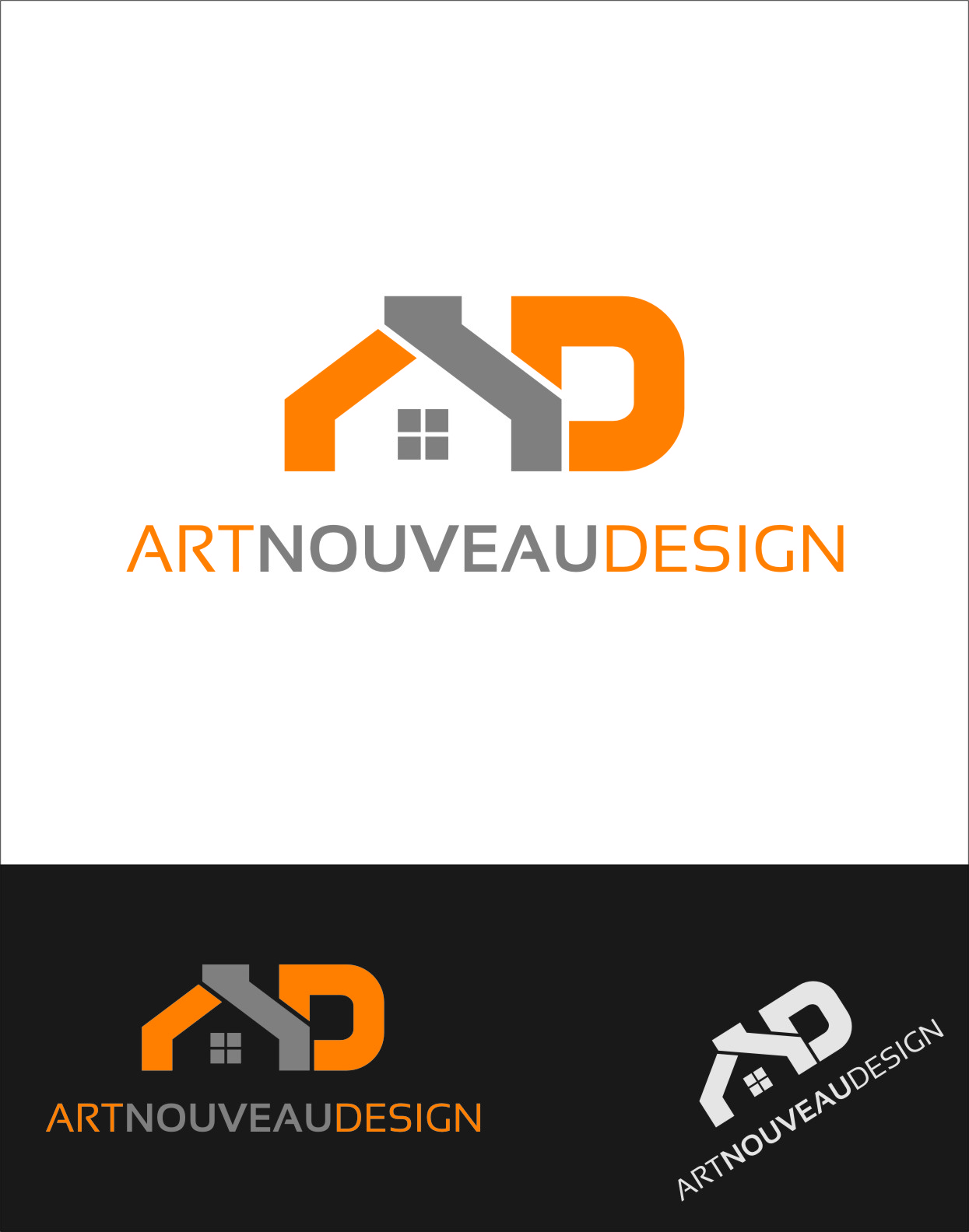 Logo Design by RoSyid Rono-Rene On Java - Entry No. 88 in the Logo Design Contest Artistic Logo Design for Art Nouveau Design.