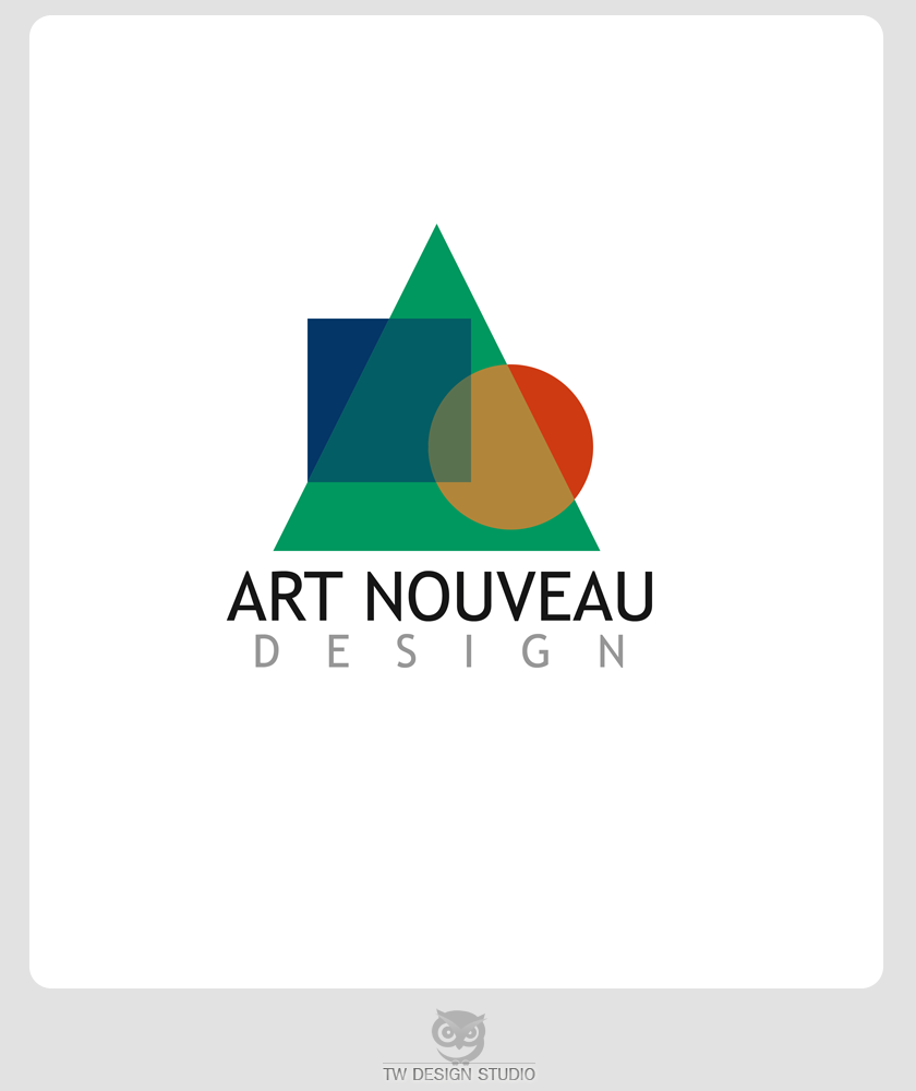 Logo Design by Robert Turla - Entry No. 91 in the Logo Design Contest Artistic Logo Design for Art Nouveau Design.