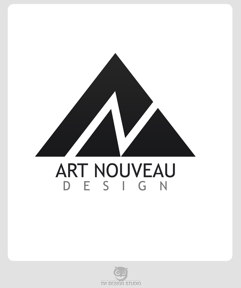 Logo Design by Private User - Entry No. 92 in the Logo Design Contest Artistic Logo Design for Art Nouveau Design.