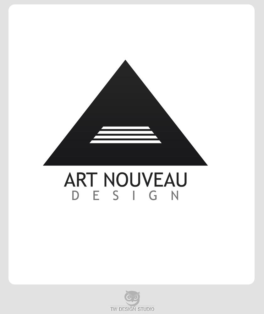Logo Design by Robert Turla - Entry No. 93 in the Logo Design Contest Artistic Logo Design for Art Nouveau Design.
