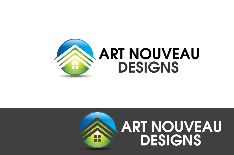 Logo Design by Private User - Entry No. 96 in the Logo Design Contest Artistic Logo Design for Art Nouveau Design.