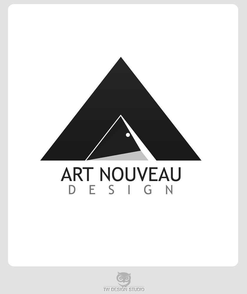 Logo Design by Private User - Entry No. 98 in the Logo Design Contest Artistic Logo Design for Art Nouveau Design.
