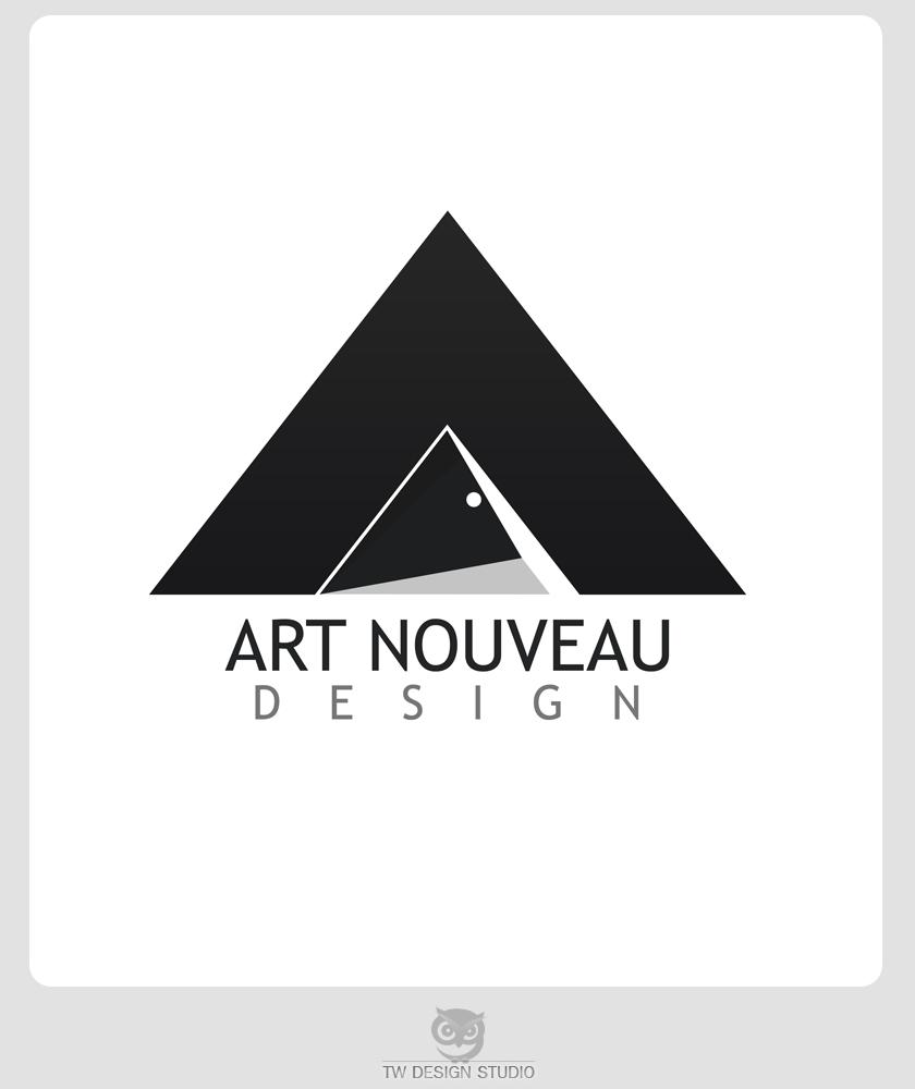 Logo Design by Robert Turla - Entry No. 98 in the Logo Design Contest Artistic Logo Design for Art Nouveau Design.