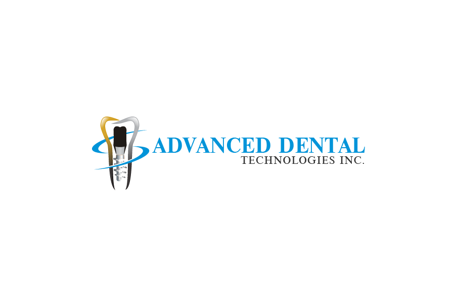 Logo Design by Private User - Entry No. 20 in the Logo Design Contest Fun Logo Design for Advanced Dental Technologies Inc..