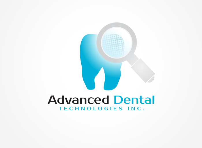 Logo Design by Jan Chua - Entry No. 22 in the Logo Design Contest Fun Logo Design for Advanced Dental Technologies Inc..