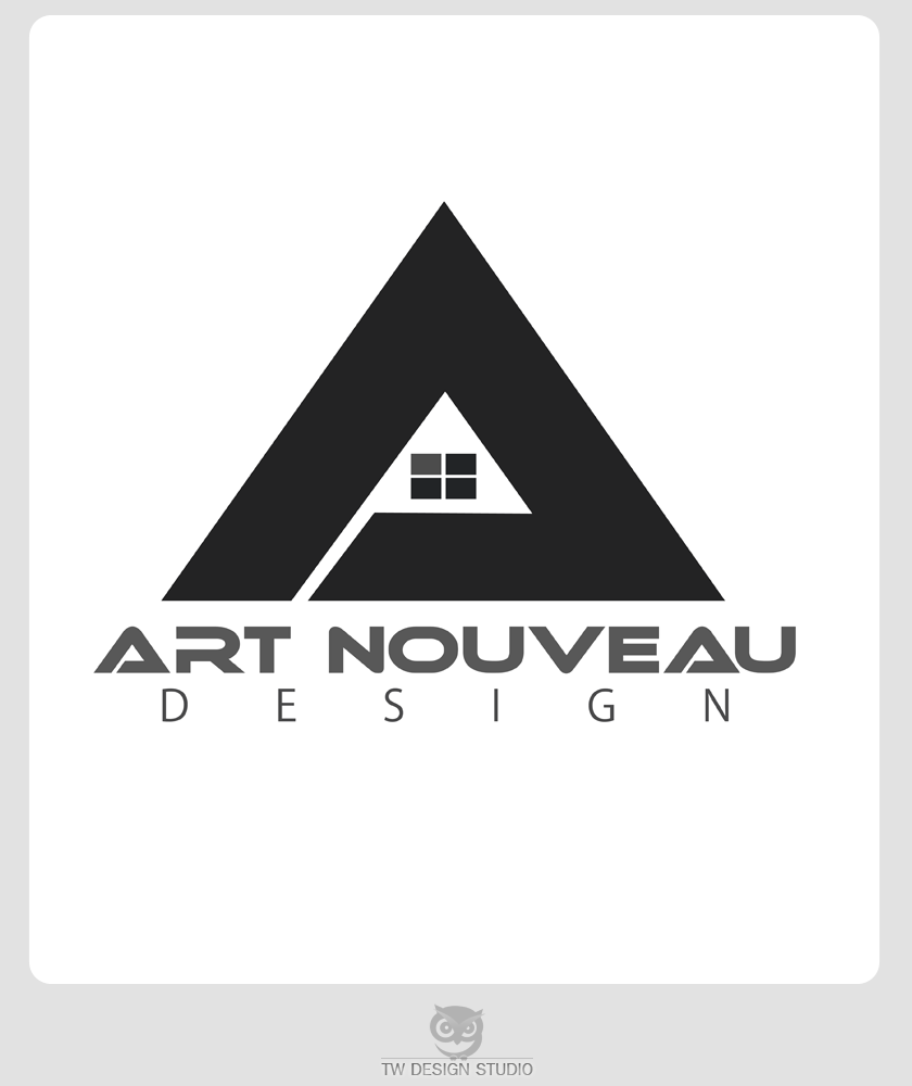 Logo Design by Robert Turla - Entry No. 101 in the Logo Design Contest Artistic Logo Design for Art Nouveau Design.