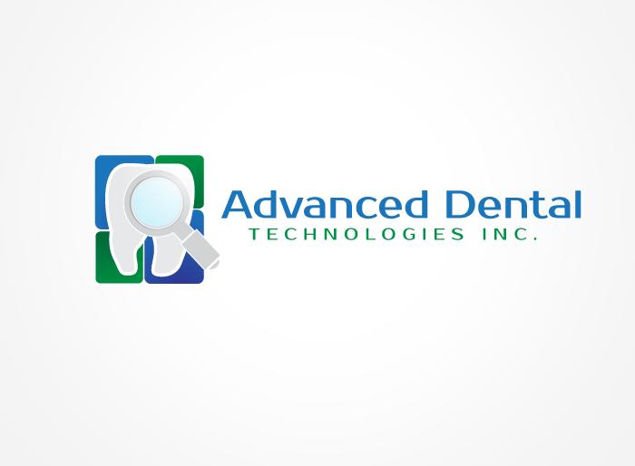 Logo Design by Jan Chua - Entry No. 23 in the Logo Design Contest Fun Logo Design for Advanced Dental Technologies Inc..