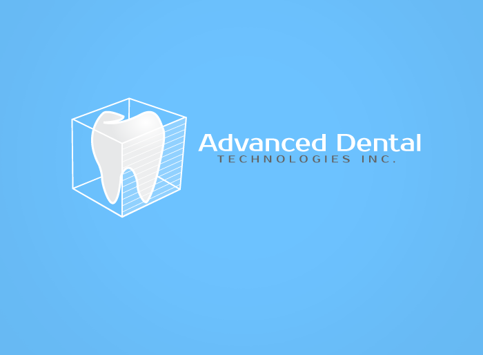 Logo Design by Jan Chua - Entry No. 25 in the Logo Design Contest Fun Logo Design for Advanced Dental Technologies Inc..