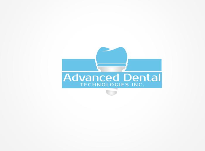 Logo Design by Jan Chua - Entry No. 26 in the Logo Design Contest Fun Logo Design for Advanced Dental Technologies Inc..