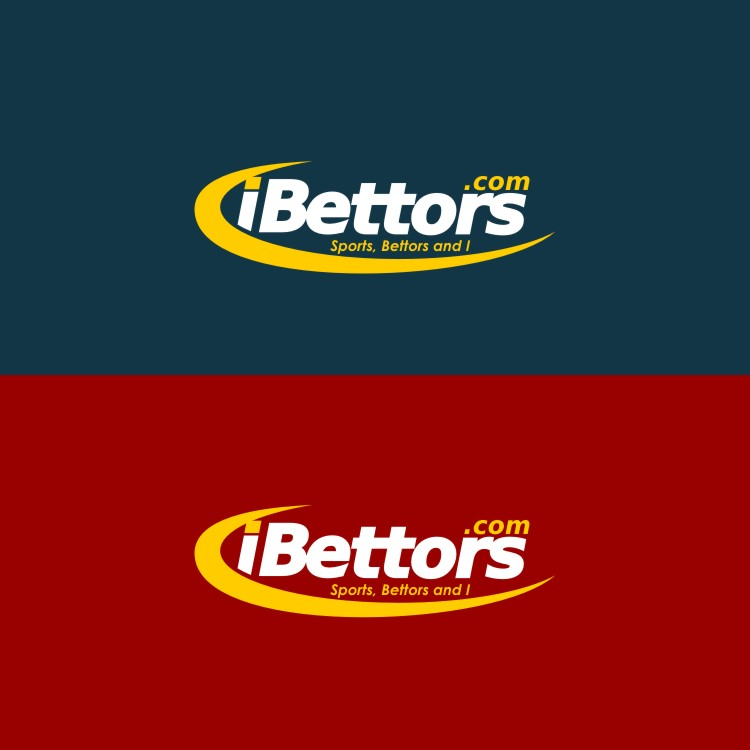 Logo Design by Private User - Entry No. 69 in the Logo Design Contest Captivating Logo Design for iBettors.com.