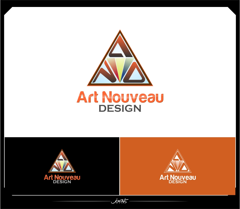 Logo Design by joca - Entry No. 102 in the Logo Design Contest Artistic Logo Design for Art Nouveau Design.