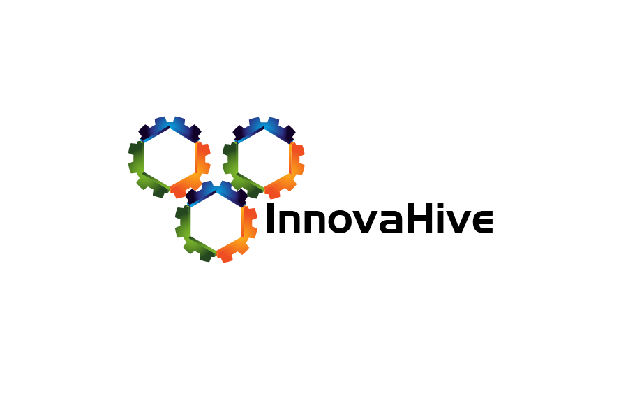 Logo Design by Private User - Entry No. 48 in the Logo Design Contest InnovaHive Logo Design.