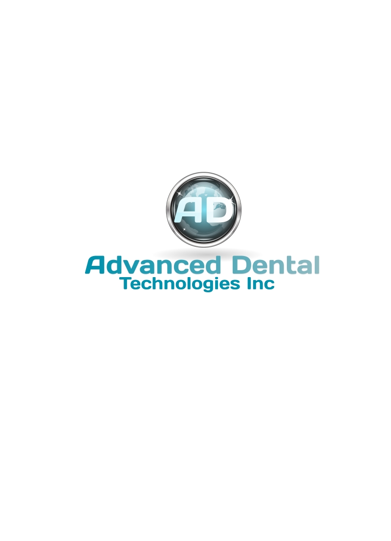 Logo Design by Private User - Entry No. 34 in the Logo Design Contest Fun Logo Design for Advanced Dental Technologies Inc..