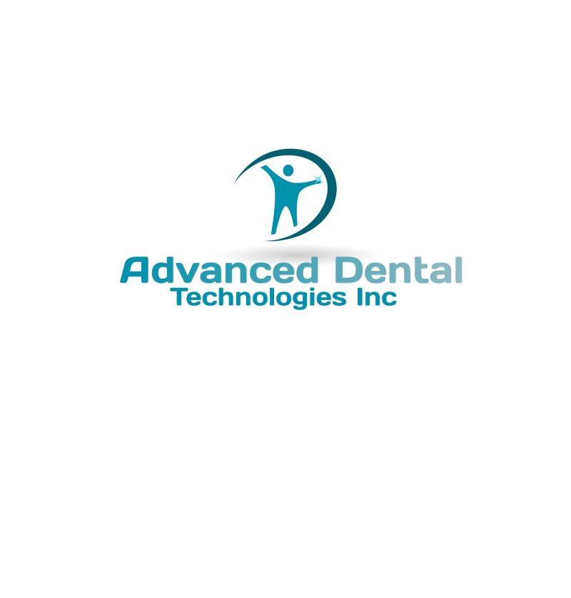 Logo Design by Private User - Entry No. 35 in the Logo Design Contest Fun Logo Design for Advanced Dental Technologies Inc..