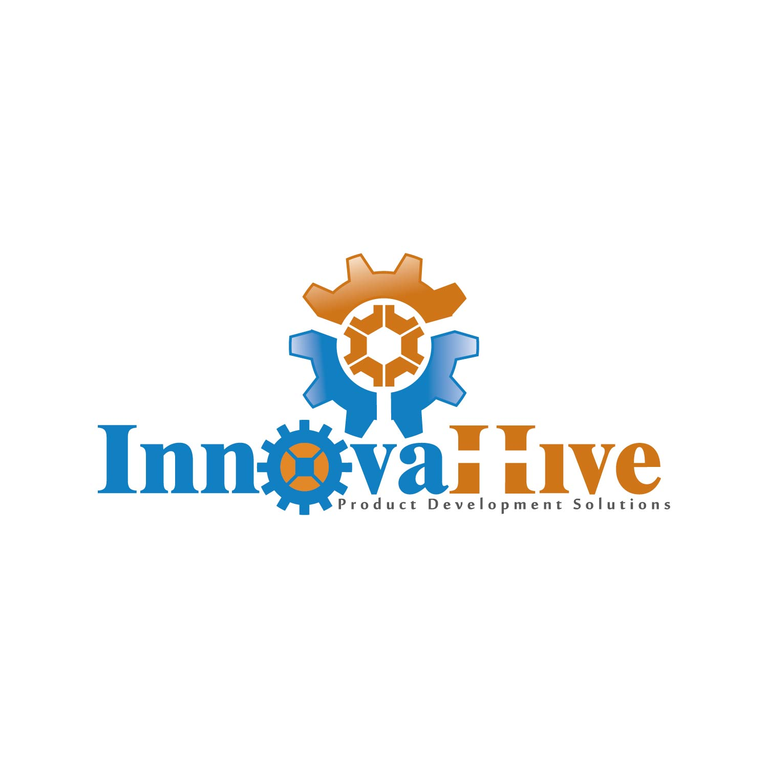 Logo Design by lagalag - Entry No. 51 in the Logo Design Contest InnovaHive Logo Design.