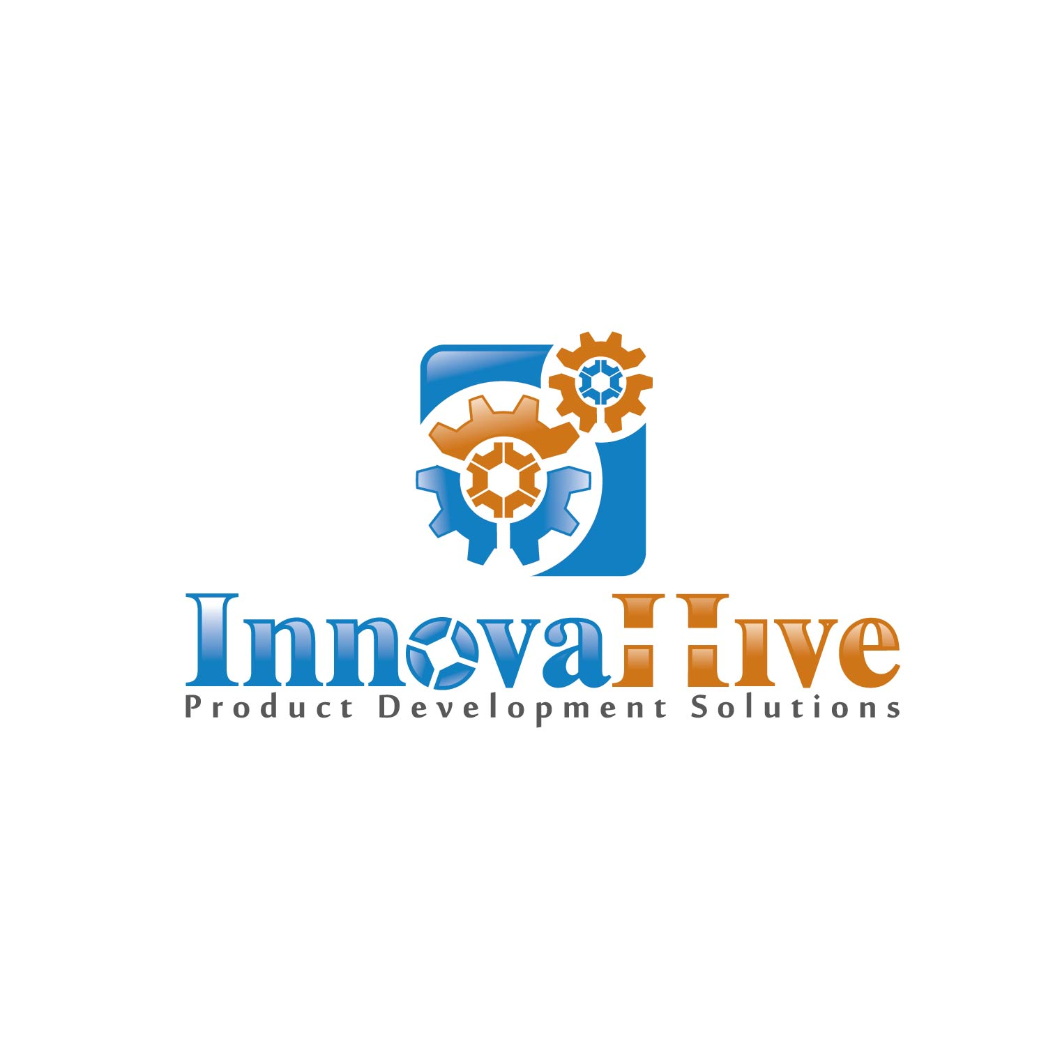 Logo Design by lagalag - Entry No. 53 in the Logo Design Contest InnovaHive Logo Design.