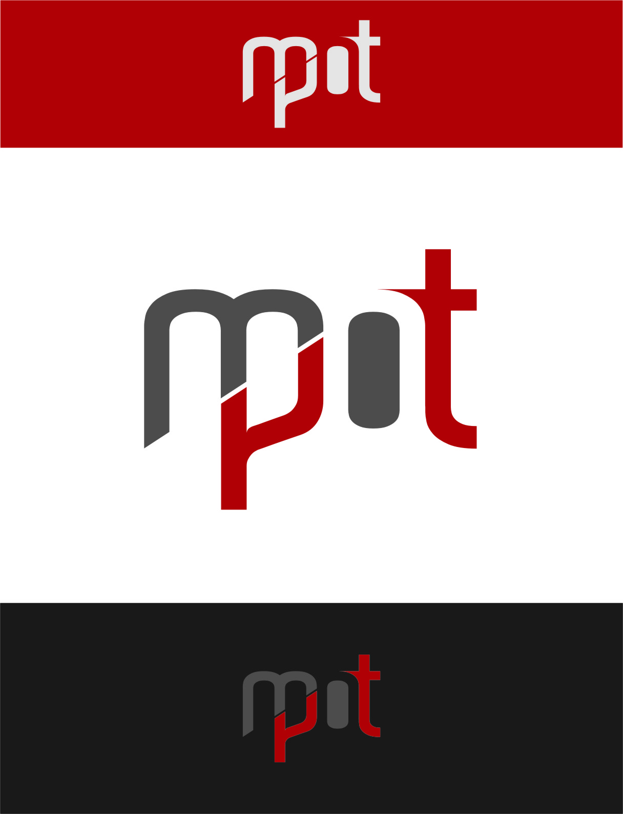 Logo Design by RasYa Muhammad Athaya - Entry No. 31 in the Logo Design Contest Mpot inc  Logo Design.