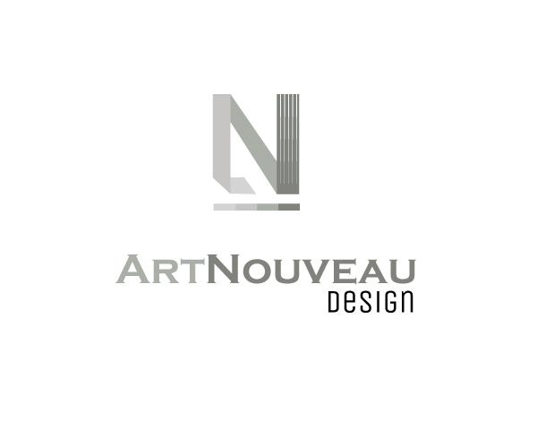 Logo Design by viewbee - Entry No. 104 in the Logo Design Contest Artistic Logo Design for Art Nouveau Design.